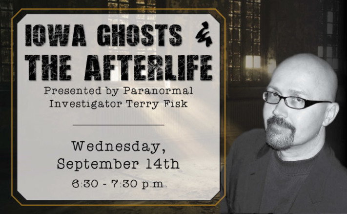 Iowa Ghosts and the Afterlife | Hoopla