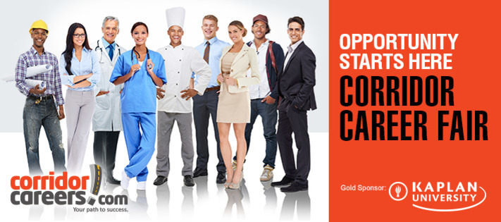 Corridor Careers Career Fair | Hoopla