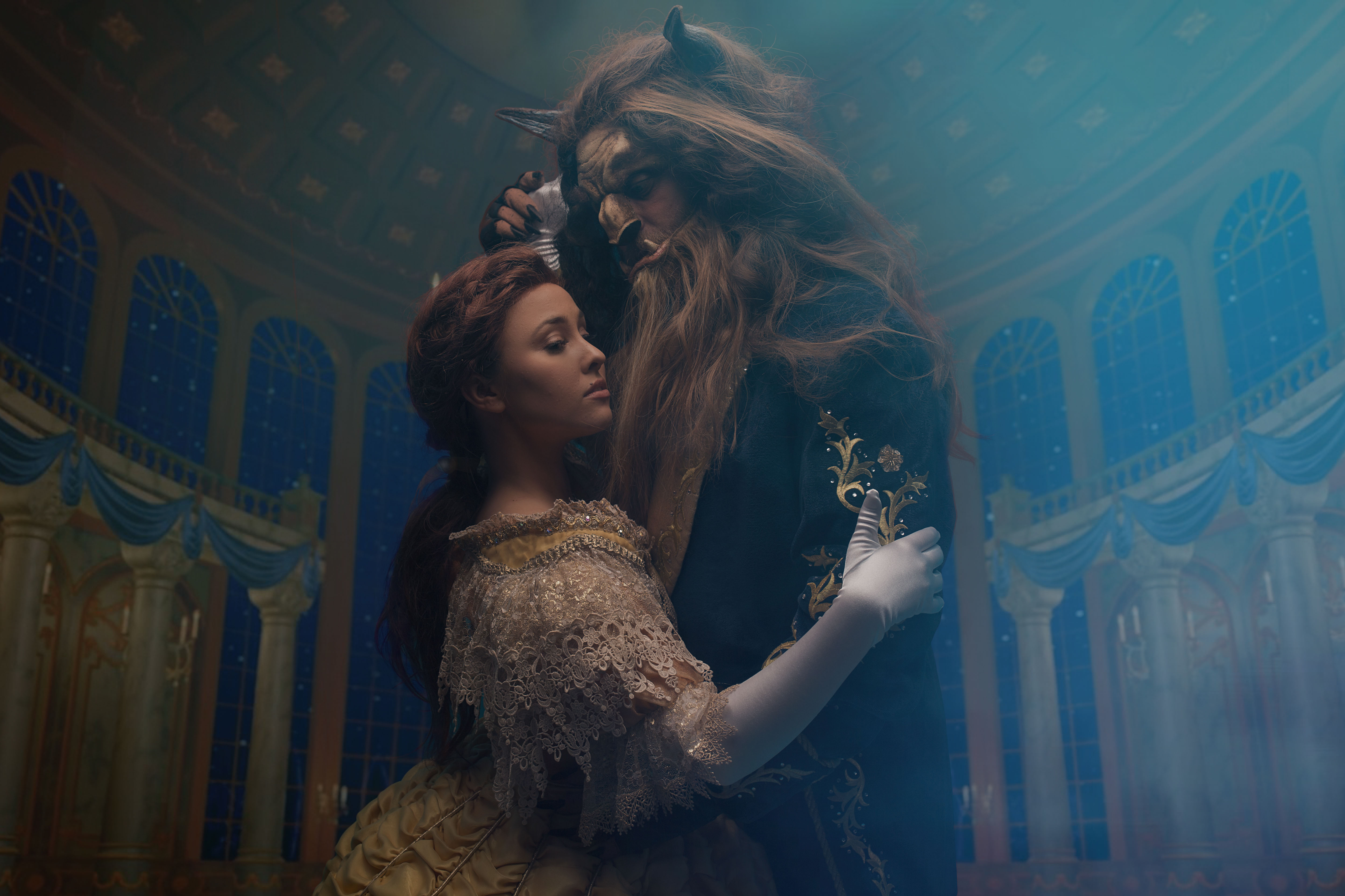 TCR's 'Beauty And The Beast' Cast Digging Deep To Make Iconic