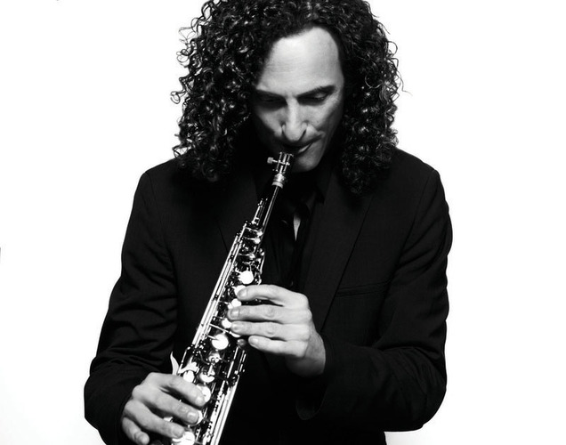 Kenny G will fill the air with his smooth saxophone stylings Dec. 16 in the Gallagher-Bluedorn Performing Arts Center in Cedar Falls.