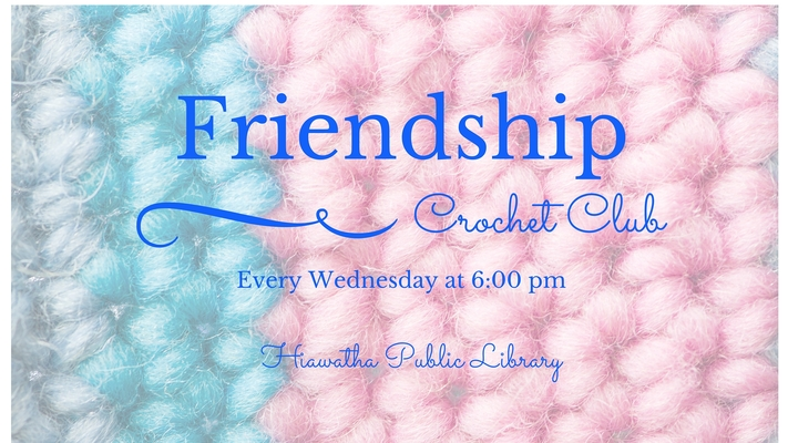 Friendship Crochet Club