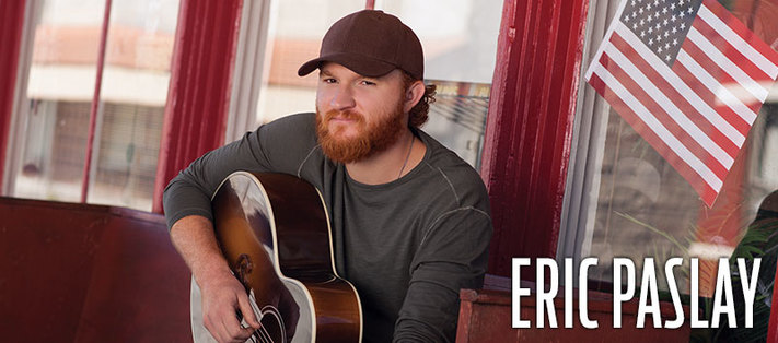 Eric Paslay with Eight Seconds Band