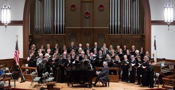 The Cedar Singers Community Chorus 2017 Fall Concert