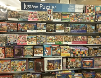 Search puzzles