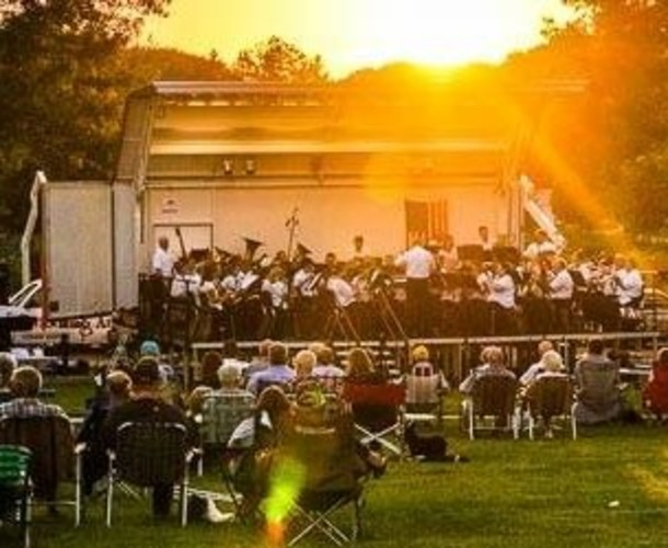 Cedar Rapids Municipal Band Concert