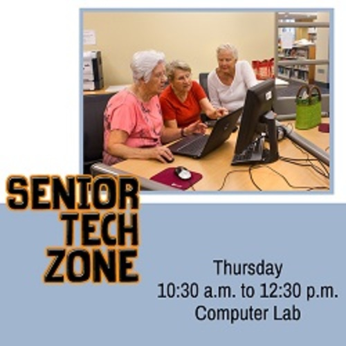 Senior Tech Zone