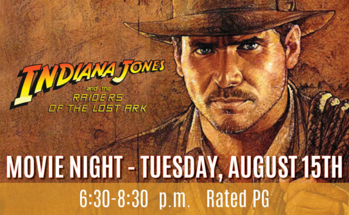 Movie Night - Raiders of the Lost Ark