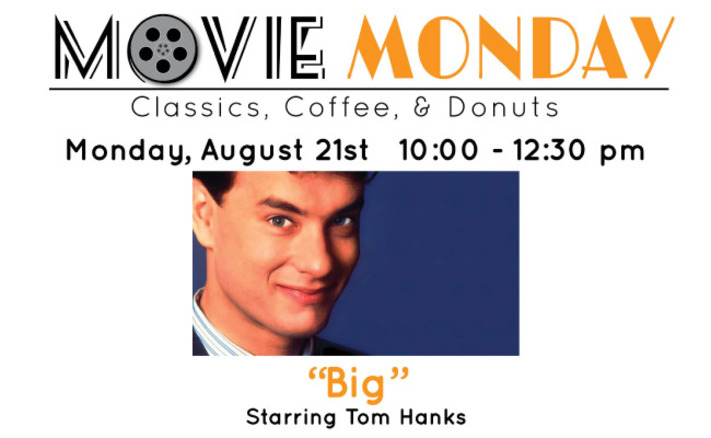 Movie Monday: Classics, Coffee & Donuts