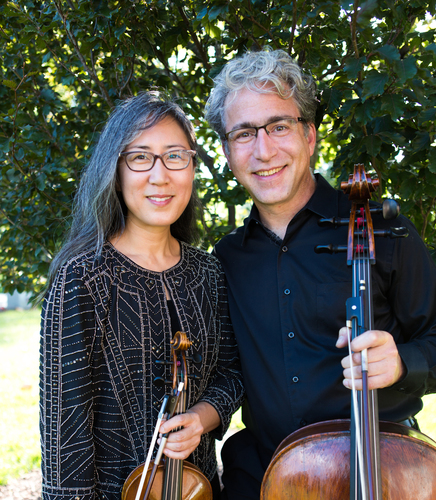 Red Cedar Chamber Music: CzechStrings