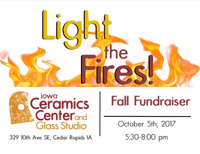 Light the Fires!  Fall Fundraiser for iCCGS