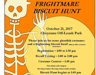 Search 2017 biscuit hunt flyer