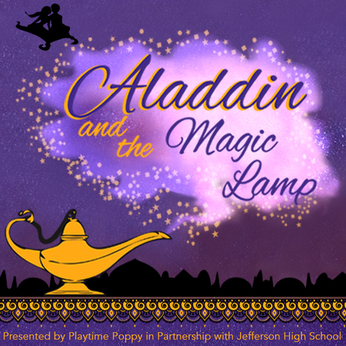 Playtime Poppy presents Aladdin and the Magic Lamp