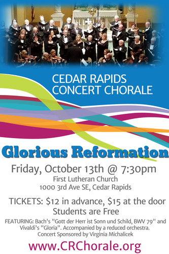 Glorious Reformation Concert