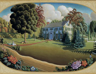 Grant Wood: From Farm Boy to American Icon