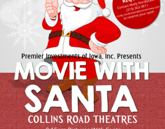 Search movie with santa