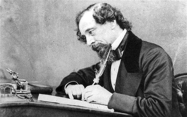 An Afternoon with Charles Dickens
