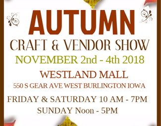 2018 Autumn Fest Craft & Vendor Show