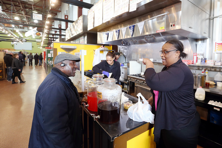 Soul food just like home at NewBo City Market
