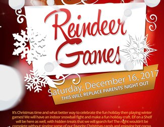 Search raindeer games flyer 2017