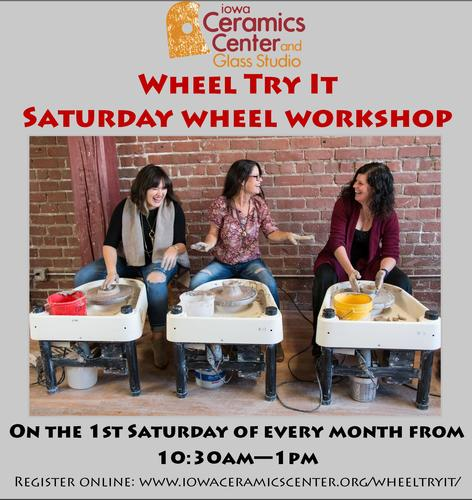 Wheel Try It Workshops