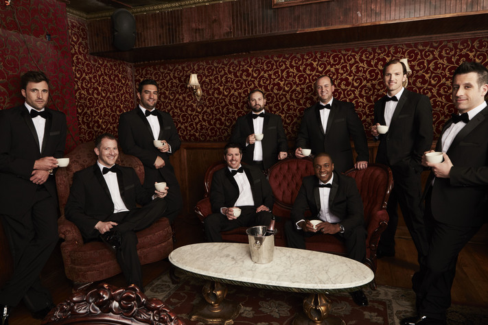 Straight No Chaser coming to Hancher
