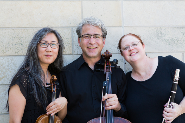 Red Cedar Chamber Music at J.C. Clegg Library