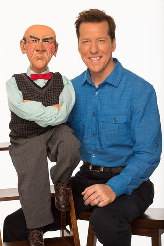 Grumpy old Walter will be at his side when comedian/ventriloquist Jeff Dunham comes to the U.S. Cellular Center in Cedar Rapids on Wednesday (1/10). (PERSONAL PUBLICITY)