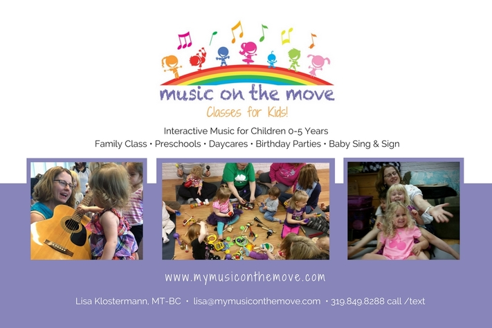 2nd Saturday Family Music Class