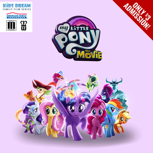 Kids Dream - My Little Pony