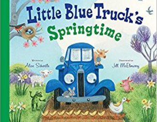 Search blue truck spring