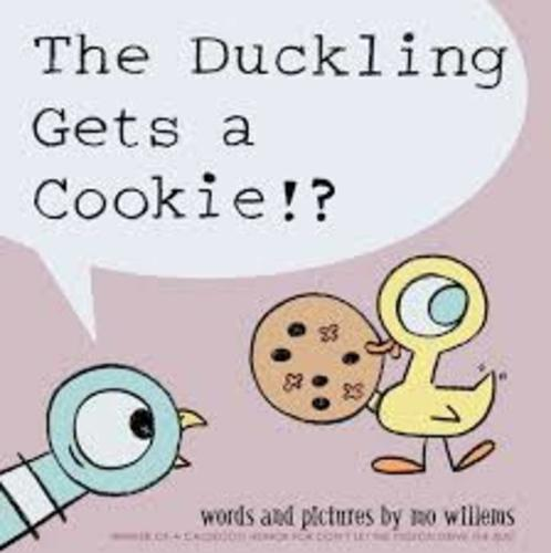 The Duckling Gets a Cookie!? Storytime