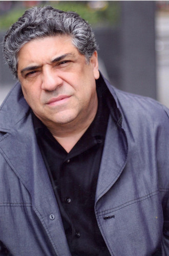 Vincent Pastore carves out career on stage & screen