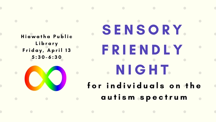 Sensory Friendly Night for Individuals on the Autism Spectrum