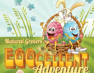 Search eggcellent adventure
