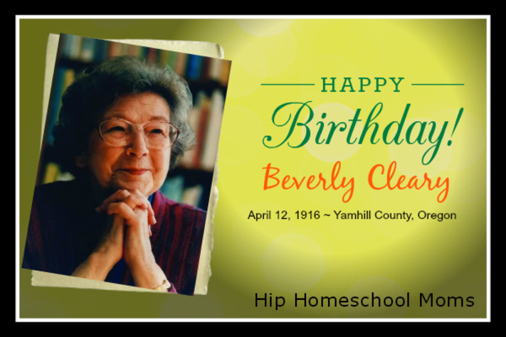 Happy 102nd Birthday Beverly Cleary