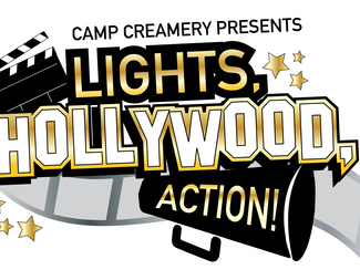 Search lights hollywood logo color