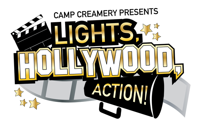 Camp Creamery: Lights, Hollywood, Action!