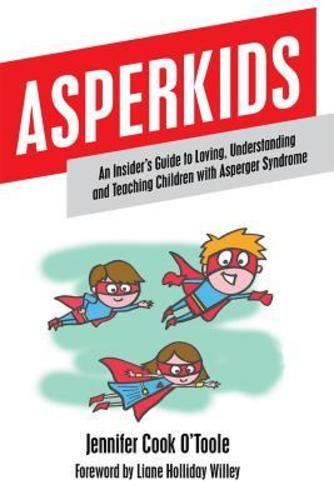 Jennifer O'Toole: AsperKids Talk and Book Signing
