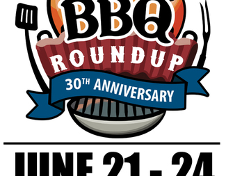 Search bbq logo 30th