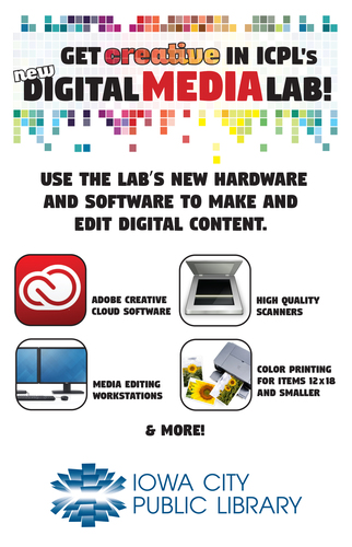 Explore the New Digital Media Lab!