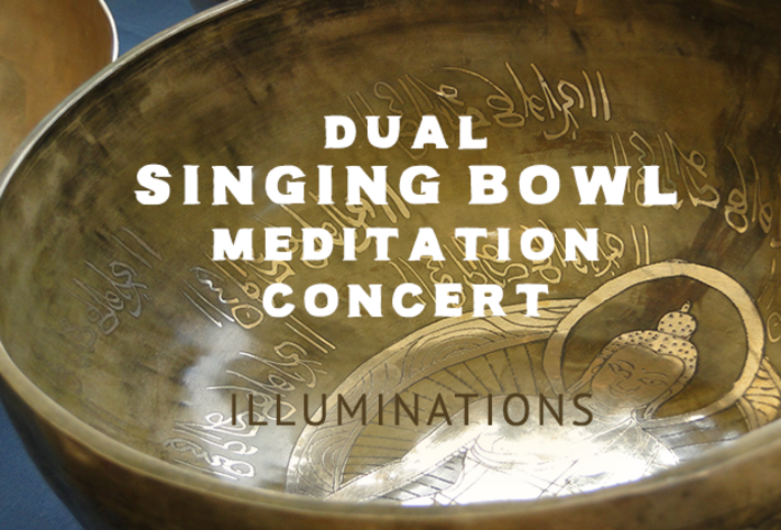 Dual Singing Bowl Meditation Concert