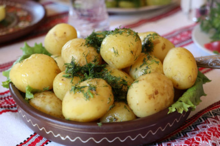 Immigrant Foodways: Potato Wizard