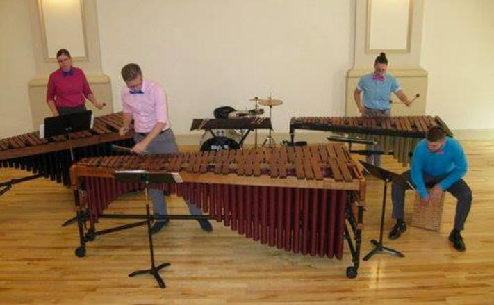 Heartland Marimba Ensemble Summer Tour Concert
