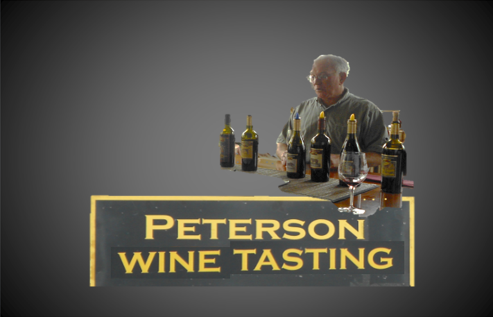 Peterson Wine Tasting
