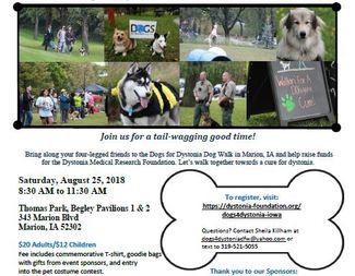 Search 2018 dogs4dystonia official flyer jpeg