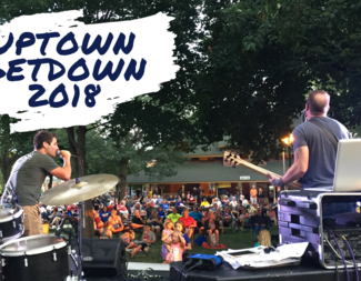 Search uptown getdown facebook cover