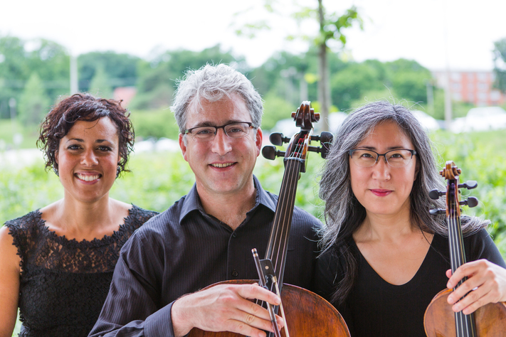 Love & Life: Red Cedar Chamber Music with Akwi Nji