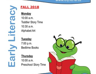 Search storytime fall 2018