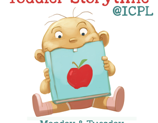 Search toddler storytime icpl