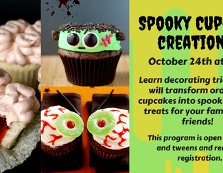 Search spooky cupcake creations